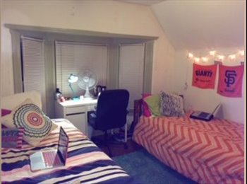 EasyRoommate US - UC Berkeley Housing Available for Female Student - Berkeley, Oakland Area - $725