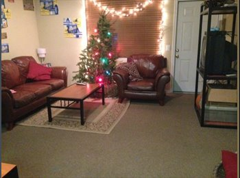 EasyRoommate US - 1 Bedroom Sublease in 4BR Apartment - State College, Other-Pennsylvania - $550