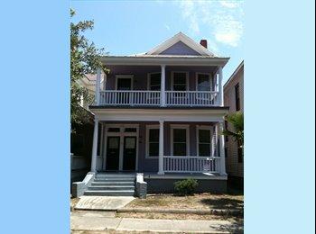 EasyRoommate US - Beautiful Historic Home on Duffy street/ Savannah $650. No Deposit! - Savannah, Savannah - $650