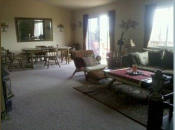 EasyRoommate US -  BEAUTIFUL QUIET  HOME with Breathtaking Views - El Dorado County, Sacramento Area - $585