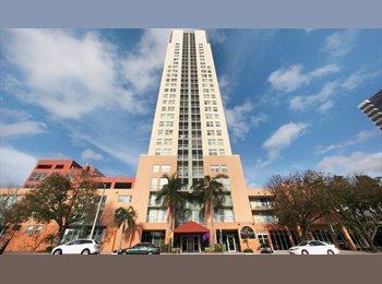 EasyRoommate US - ROOM IN DOWNTOWN MIAMI 2/2 - Miami, Miami - $730