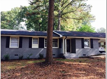 Female roommate wanted for house in NE Atlanta