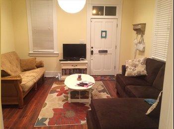 EasyRoommate US - $550 Downtown Townhome - Seeking Female Roommate - Savannah, Savannah - $550
