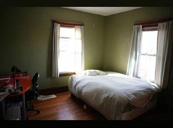 Great room available Close to BU and BC