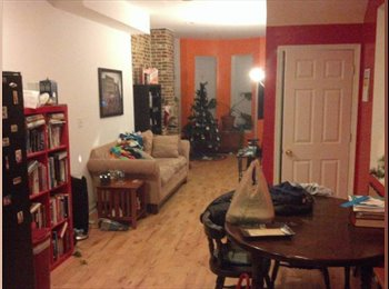 Room available in 2BR rowhome in Pigtown