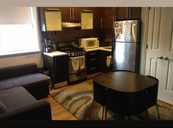 Short Term room avail w/ furnished pvt balcony