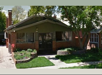 EasyRoommate US - Charming house seeking young female professional - Central Denver, Denver - $665