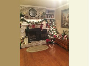 EasyRoommate US - Nice house room and private bathroom in-ground pool - North East, Fort Worth - $650