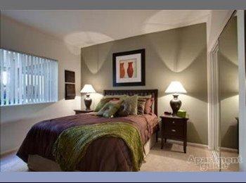$850 Females are preferred/1bedroom+private bathro