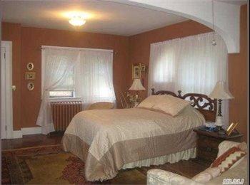 EasyRoommate US - Kew Gardens biggest room - Queens, New York City - $680