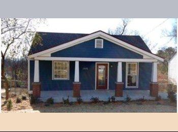 EasyRoommate US - 2 Bed, 1 Bath house - Roommate needed - Central Nashville-Davidson Co., Nashville Area - $800