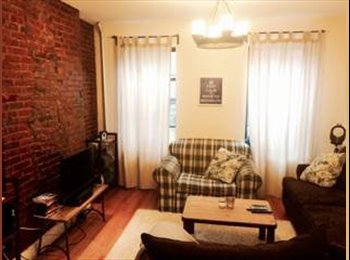 EasyRoommate US - Bedroom for Rent in Renovated/Spacious 3 BR Apt - New York City, New York City - $1125