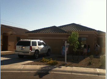 EasyRoommate US - room for rent 99th ave/broadway - Goodyear, Phoenix - $375