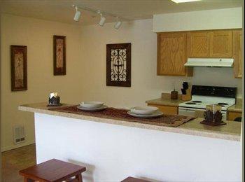 EasyRoommate US - $625 / 2br - 895ft2 - TAKE OVER w/ 2 Bedroom, 2 ba - Spokane, Spokane - $625