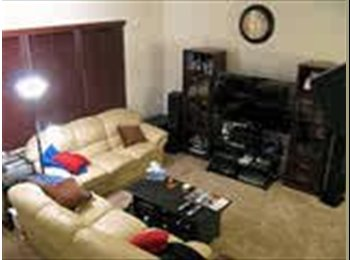 EasyRoommate US - furnished 3 bedroom apt for rent - Kings, Central California - $700