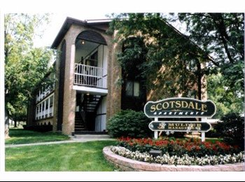 EasyRoommate US - one bedroom apartment 440 monthly, all but elect - Lansing, Lansing - $440