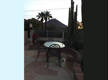 EasyRoommate US - Super Bowl 2015 House For Rent - Central Phoenix, Phoenix - $560