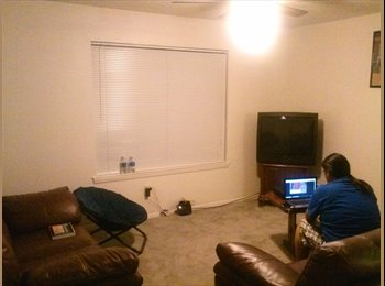 EasyRoommate US - Sublease available. Woodsman (close to A&M). - Bryan, Bryan - $380