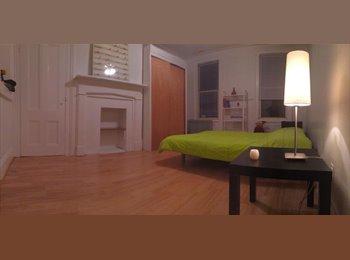 EasyRoommate US - Huge room/ Bedford L  3 minutes to Manhattan - Williamsburg, New York City - $1700