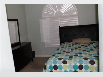EasyRoommate US - $500 Nice, quiet 5 bedroom house northwest (95 and - Elkhorn Springs, Las Vegas - $500
