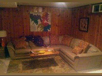 EasyRoommate US - Bright, furnsihed basement rental near Fitzsimons - Aurora, Aurora - $625