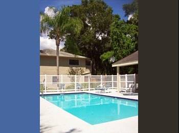 EasyRoommate US - Townhome-style 2 BR 2.5 BA Condo in Lowry Park are - North Tampa, Tampa - $850