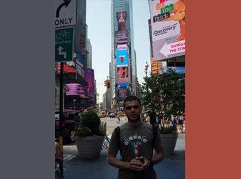 EasyRoommate US - Mohamed - 23 - Other-New York