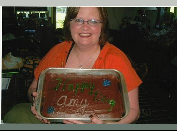 Amy - 42 - Student
