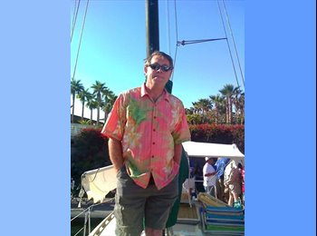 EasyRoommate US - Steve - 60 - San Diego