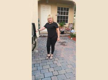 EasyRoommate US - maria - 50 - Miami