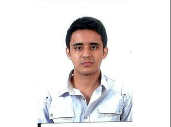 Erik - 21 - Estudiante