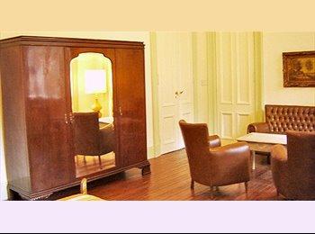 CompartoDepto AR - Amplia y hermosa habitación, en el centro! - Capital Federal, Capital Federal - AR$4000