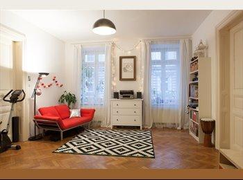 Linz - WG Mitbewohner/Mitbewohnerin für 123m² Wohn