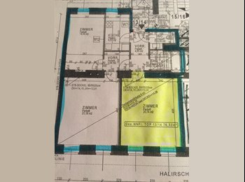 EasyWG AT - helles 21m² großes Zimmer in 2er WG ! - Wien 17. Bezirk (Hernals), Wien - €450