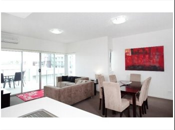 EasyRoommate AU - Fully Furnished Apartment - ALL bills included! - West End, Brisbane - $270