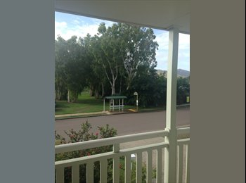 EasyRoommate AU - Unfurnished Bedroom within Furnished Home - Annandale, Townsville - $130