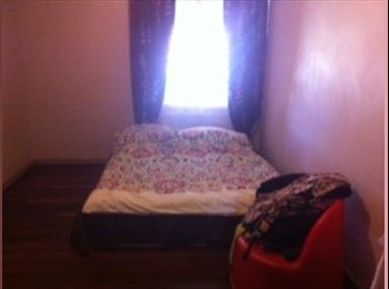 Room available in a 3 bed house