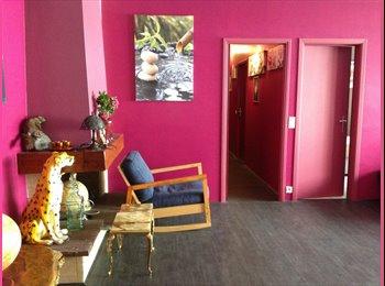Appartager BE - Belle chambre dans un appart moderne et bien situé - Saint Gilles Sint Gillis, Bruxelles-Brussel - €450