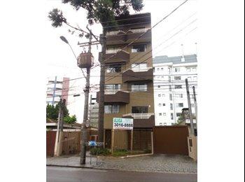EasyQuarto BR - Apartamento, 1 quarto mobiliado, pronto para morar - Outros Bairros, Curitiba - R$650