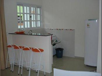 EasyQuarto BR - Kitnets com sala, cozinha e suite - ótimo preço - Manaus, Manaus - R$250