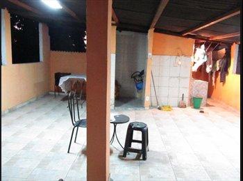 EasyQuarto BR - REPUBLICA FEMININA EM MADUREIRA - Madureira, Rio de Janeiro (Capital) - R$250