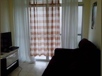 EasyQuarto BR - Quarto disponível em condomínio fechado - Manaus, Manaus - R$500