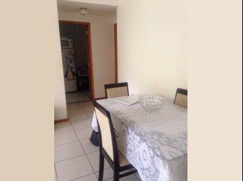 EasyQuarto BR - Apartamento 2 quartos, 80 m2, novo, asa norte - Asa Norte, Brasília - R$1400