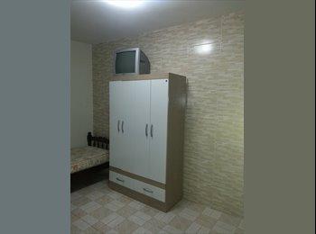 Suite mobiliada, Individual, Butantã/USP