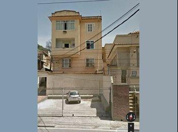 EasyQuarto BR - APARTAMENTO PARA MOÇAS OTIMA LOCALIZACAO - Engenho Novo, Rio de Janeiro (Capital) - R$320