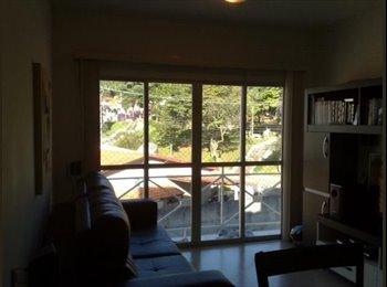 EasyQuarto BR - Divido Apartamento - Itatiba, RM Campinas - R$700