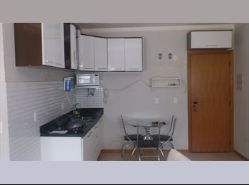 EasyQuarto BR - Kitnet para dividir ao lado do UNICEUB - Asa Norte, Brasília - R$700