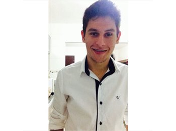 EDUARDO S.  - 19 - Profissional