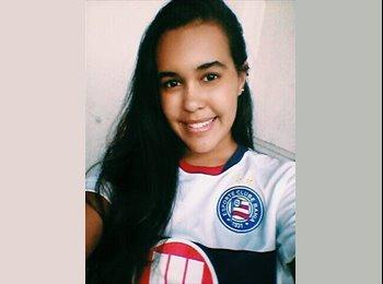 EasyQuarto BR - Beatriz - 18 - Salvador