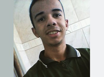 EasyQuarto BR - Tarcio - 19 - Belo Horizonte